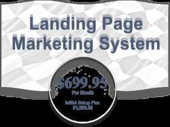 Landing Page Premium Marketing System