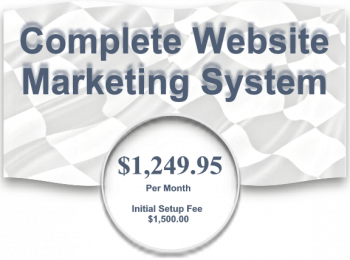 Complete Website Premium Marketing System